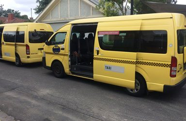 group travel by maxi taxi